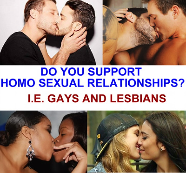 Same Sex Relationships